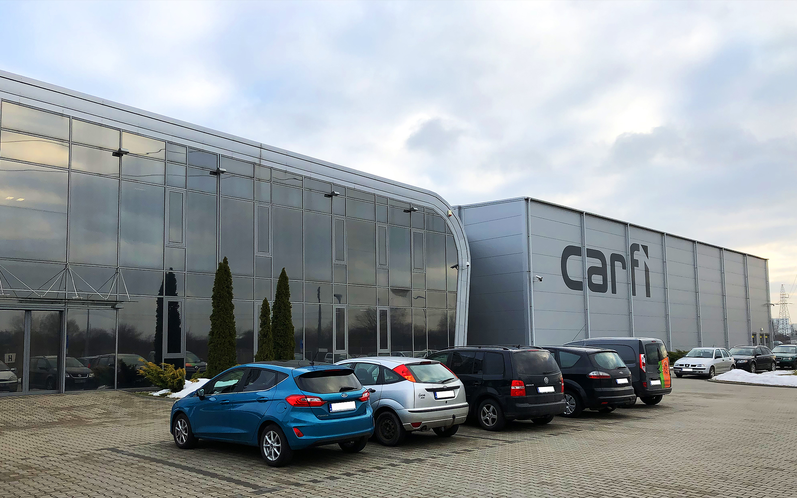 Welcome to Carfi Group